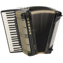 Hohner Morino+ V 120 De Luxe akordeon (czarny) Płacąc przelewem przesyłka gratis!