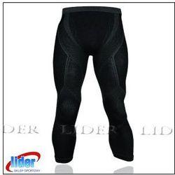 Spodnie męskie termoaktywne Brubeck Extreme Merino nr kat. LE10250