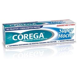 Corega Super Mocny krem do protez 40g