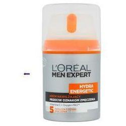 L'oreal Men Expert Hydra Energetic (M) krem nawilżający przeciw oznakom zmęczenia 50ml