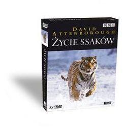 Życie ssaków (3 DVD)