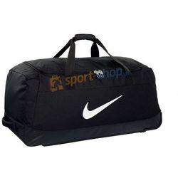 Torba na kółkach Club Team Swoosh Roller Nike (czarna)