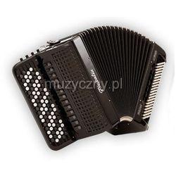Fisitalia 52.46-FB 52(87)/4/13+4C 120(49)/6(2)/6 akordeon guzikowy z konwertorem (czarny) Płacąc przelewem przesyłka gratis!