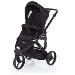 ABC DESIGN Wózek dziecięcy Cobra plus black-black, stelaż black/ siedzisko black