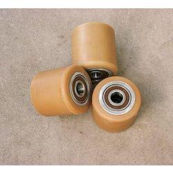 ROLKA metalowo-poliuretanowa do wózka paletowego 80 x 60 mm