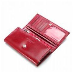 83e5a7a962229 ... (deichmann torebka damska) w kategorii Portfele i portmonetki . Portfel  damski paolo peruzzi 007pp czerwony