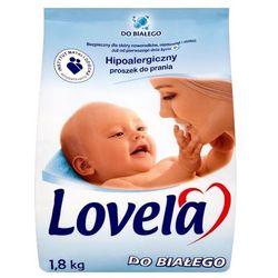 LOVELA 1,8kg Białe Proszek do prania dla dzieci (11 prań)