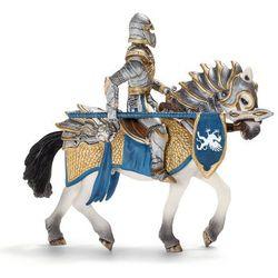 Schleich Rycerz z włócznią na Koniu
