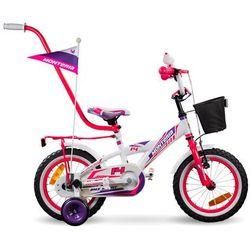 Rower dziecięcy Monteria BMX 14 Girl Alu 2016