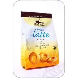 Alce Nero: herbatniki mleczne BIO - 350 g