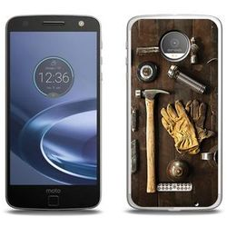 Foto Case - Lenovo Moto Z Force - etui na telefon Foto Case - narzędzia