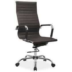 Fotel biurowy Q-040 beż