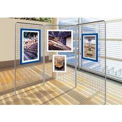 Ekspozycyjna konstrukcja - stalowa 200 x 100 cm