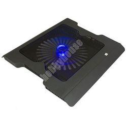 Podkładka pod laptopa z dużym wentylatorem
