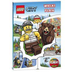Lego City Wielki plan (opr. twarda)