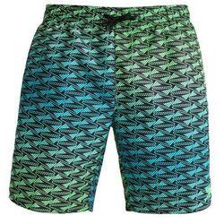 Speedo BEATTASTIC Szorty kąpielowe beattastic black/green/aqua