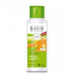Szampon do włosów cienkich i delikatnych z wyciągiem z bio-pomarańczy i bio-zieloną herbatą - Lavera