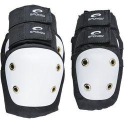 Ochraniacze na kolana i łokcie SPOKEY Mooshin Rozmiar S