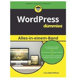 WordPress Alles-in-einem-Band für Dummies Sabin-Wilson, Lisa