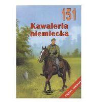 KAWALERIA NIEMIECKA MILITARIA 151 (opr. miękka)