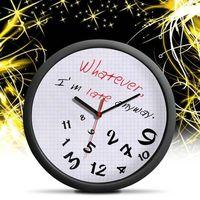 Zegar dla Spóźnialskich - Angielska Wersja
