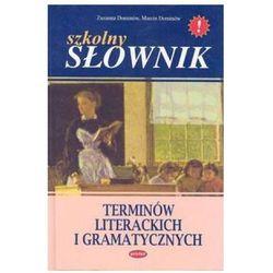 Słownik terminów literackich i gramatycznych (opr. twarda)