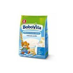 BoboVita Kaszka mleczna manna 230g