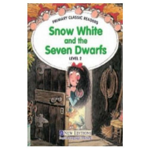 Snow White and the Seven Dwarfs + CD. Level 2 (opr. miękka)