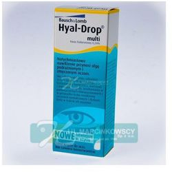 Hyal Drop Multi krople nawilżające 10ml