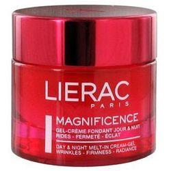 Lierac - Magnificence Day & Night Melt in Cream Gel - Jedwabisty krem - żel do cery normalnej i mieszanej - 50 ml - DOSTAWA GRATIS! Kupując ten produkt otrzymujesz darmową dostawę !
