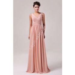 Długa suknia na wesele | suknie wieczorowe | sukienki dla druhen , świadkowych
