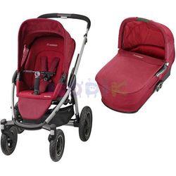 Wózek wielofunkcyjny Mura Plus 4 Maxi-Cosi (robin red)