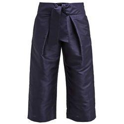 MAX&Co. CARINI Spodnie materiałowe midnight blue