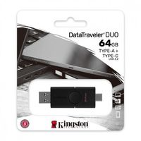 Kingston Pendrive Data Traveler Duo 64GB USB 3.2 A/C Gen 1