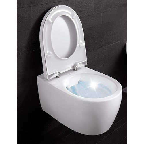 keramag icon rimless miska wc wisz ca z desk wolnoopadaj c bia a 204060 574130 por wnaj. Black Bedroom Furniture Sets. Home Design Ideas
