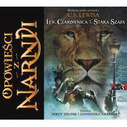 Opowieści z Narnii. Lew, Czarownica i stara szafa (Audiobook) (opr. kartonowa)