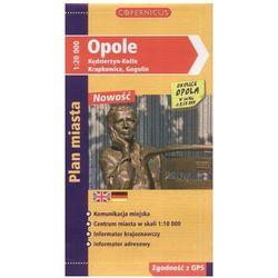 Opole, Kędzierzyn-Koźle, Krapkowice, Gogolin. Plan miasta 1:20000