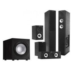 JAMO S626 HCS + SUB J12 BL - kolumny , głośniki - w zestawach taniej - pytaj??