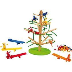 Gra zręcznościowa dla dzieci - Drzewo Skrzatów