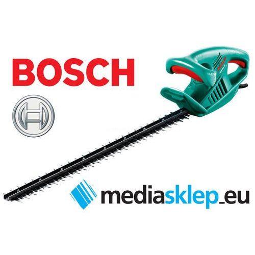 Sekator do żywopłotów, nożyce elektryczne Bosch AHS 60-16