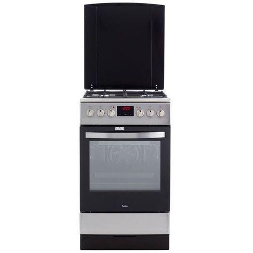 Amica 520GE3 33ZPTADPAQXX  porównaj zanim kupis -> Kuchnie Gazowo Elektryczne Amica Ranking