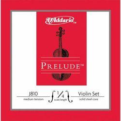 D'addario Prelude J812-12M struna pojedyncza A do skrzypiec 1/2