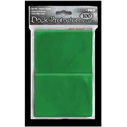 Koszulki (protektory) ultra pro zielone 100s