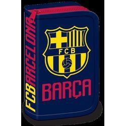 piórnik pojedynczy FC Barcelona HE