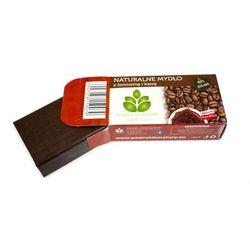 MYDLARNIA Mydło naturalne z borowiną i kawą 100g