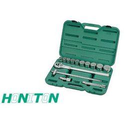 HONITON Komplet kluczy 14 elem. 3/4