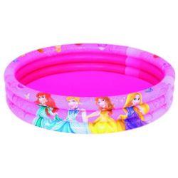 Bestway, Księżniczki Disneya, basenik dmuchany, 122x25 cm Darmowa dostawa do sklepów SMYK