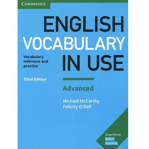 English Vocabulary in Use Advanced with answers - Cambridge University Press (opr. miękka)