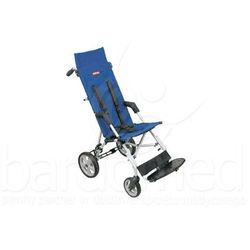 Wózek inwalidzki dziecięcy spacerowy Patron Corzino Classic szer. 38