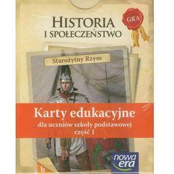 Historia i społeczeństwo Karty edukacyjne Część 1 (opr. kartonowa)